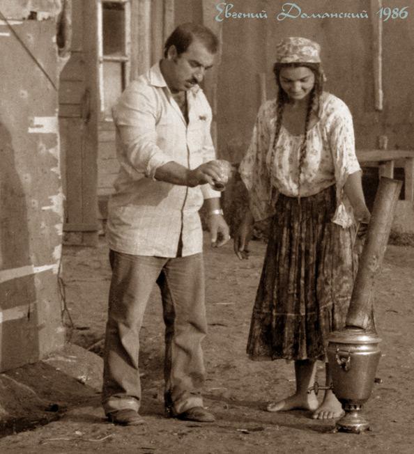 Фото Евгения Доманского. Котляры дольше всех носили народный костюм
