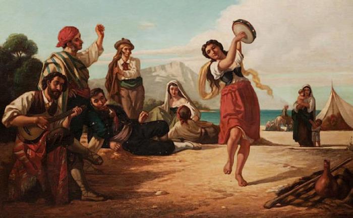 Картина Энтони Реньи.