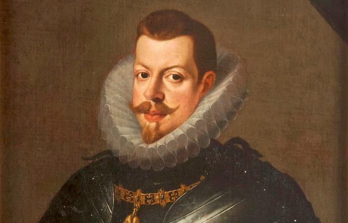 Филипп III, портрет неизвестного художника
