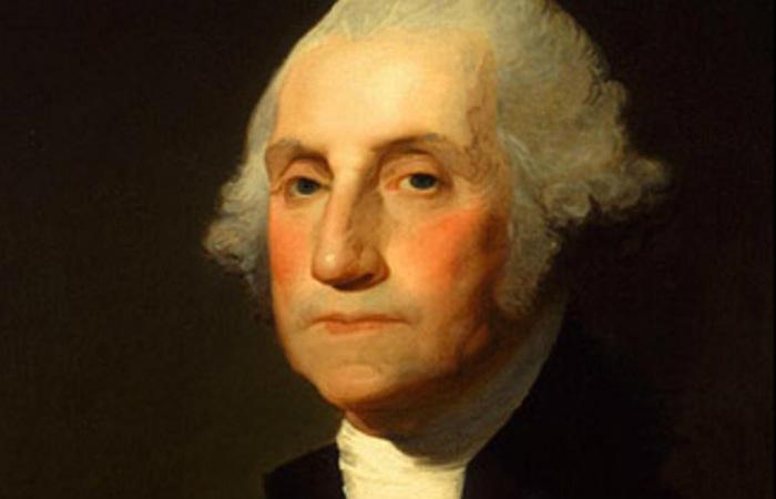 Джордж Вашингтон, первый президент США