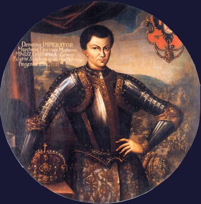 Лопе де Вега видел Лжедмитрия рыцарем.