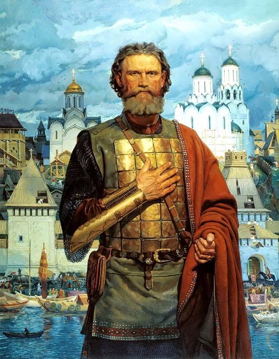 Картина Виктора Маторина.