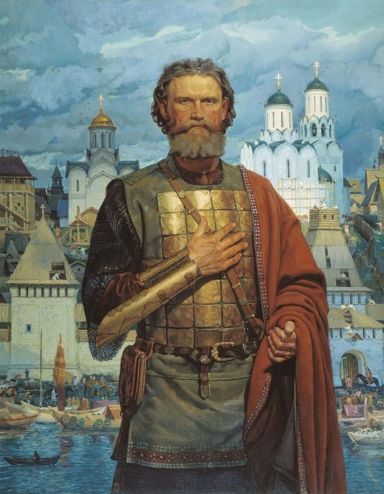Дмитрий Донской находился в конфликте с митрополитом Киприаном, потому что хотел сам ставить угодных ему епископов.