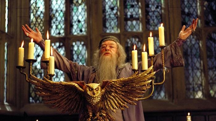 Многих возмущают взгляды Дамблдора на этику.