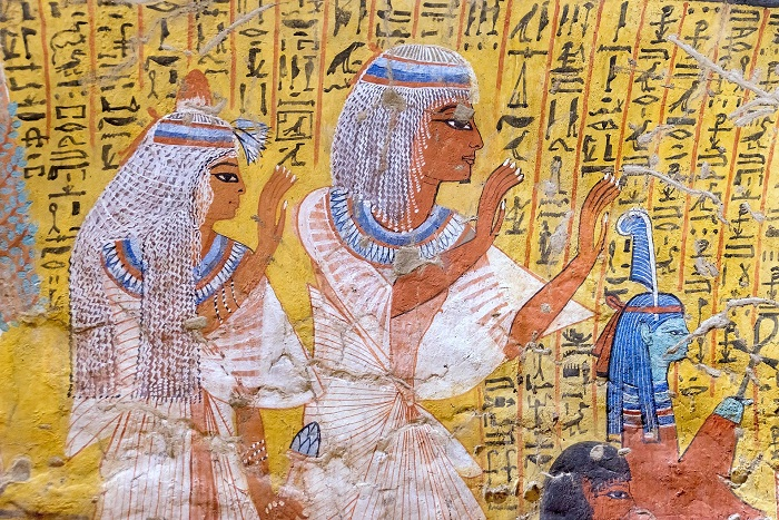 Почему любовные стихи Древнего Египта звучат так современно и так по-шекспировски.