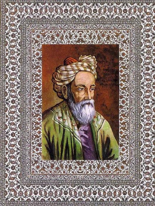 Омар Хайям был замечательным математиком и человеком тонкого ума.