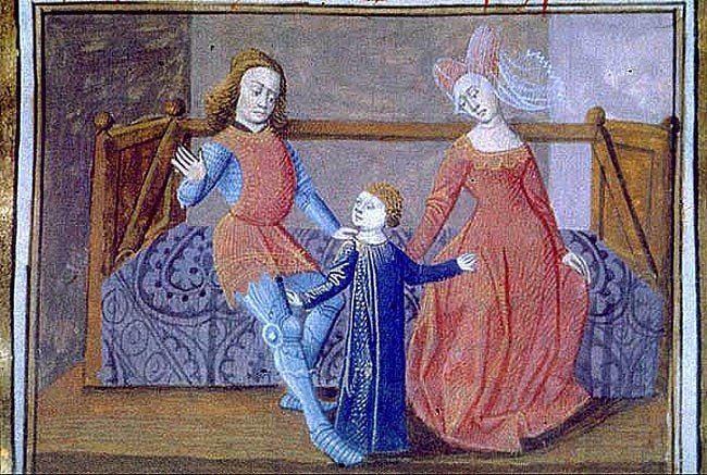 После запрета на инцест семьи стали изначально разнородны.