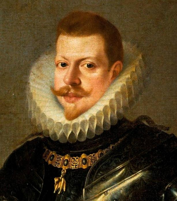 Король Филипп III умер во цвете лет.