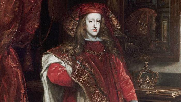 Последний из испанских Габсбургов страдал целым рядом врождённых заболеваний и умственной отсталостью.