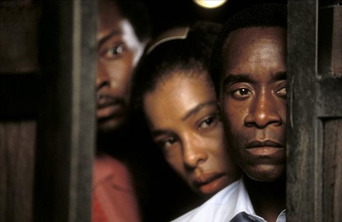 Кадр из фильма «Отель Руанда».