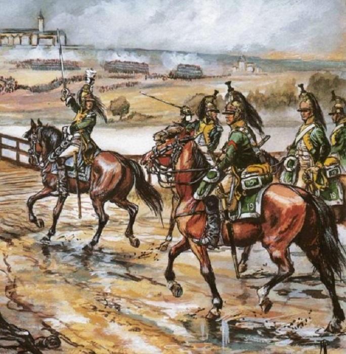 Мадам Сан-Жен начинала военную карьеру под началом капитана Наполеона.