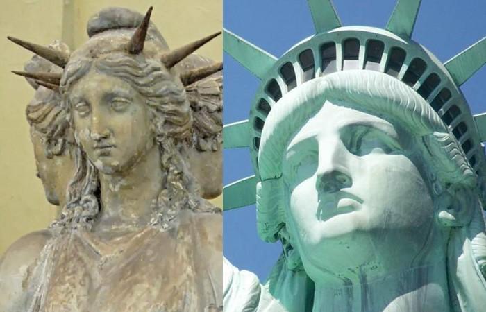 Статуя Свободы как Геката, страшная богиня, и другие секреты знаменитой скульптуры