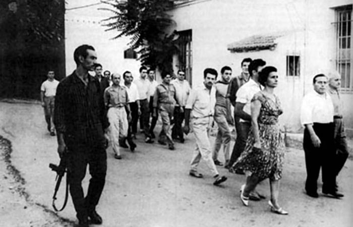 Беспорядки в Алжире закончились не только массовым побегом французов и их сторонников, но и убийствами