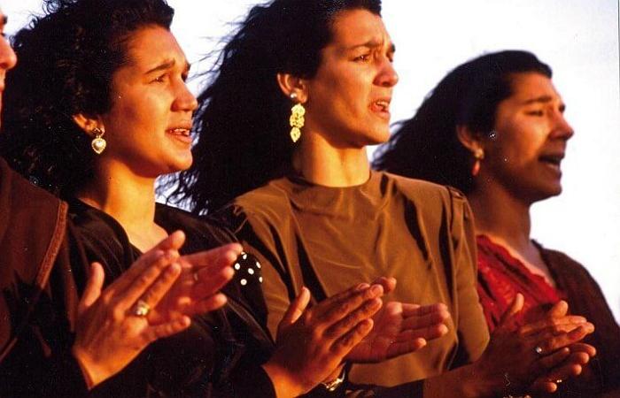 Поющие цыганки из фильма Добрый путь