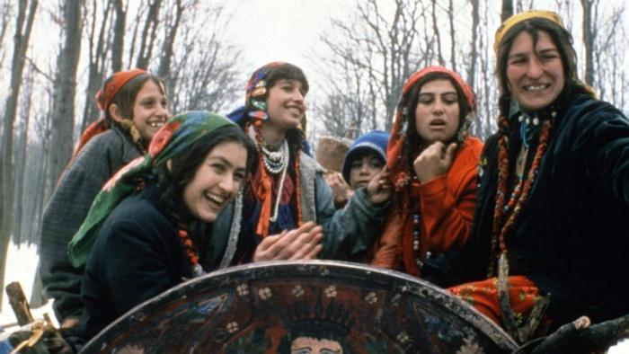 Цыганки из фильма