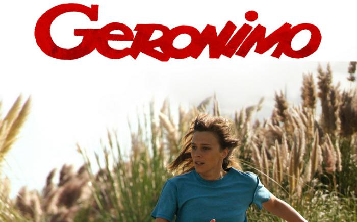 Постер фильма Джеронимо с главной героиней