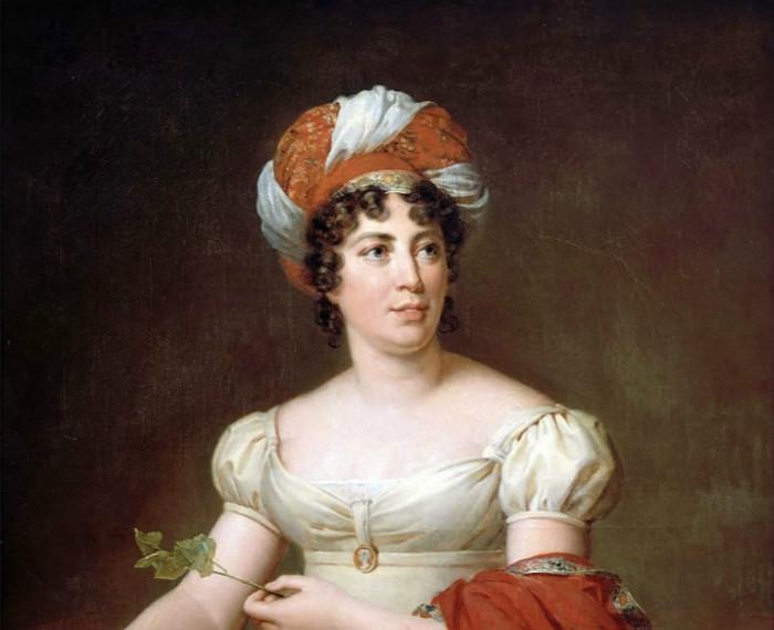 Анна де Сталь невероятно раздражала Наполеона.