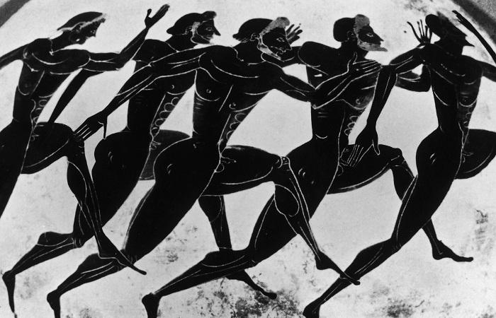 Главным источником белка для древнегреческих атлетов был козий сыр.