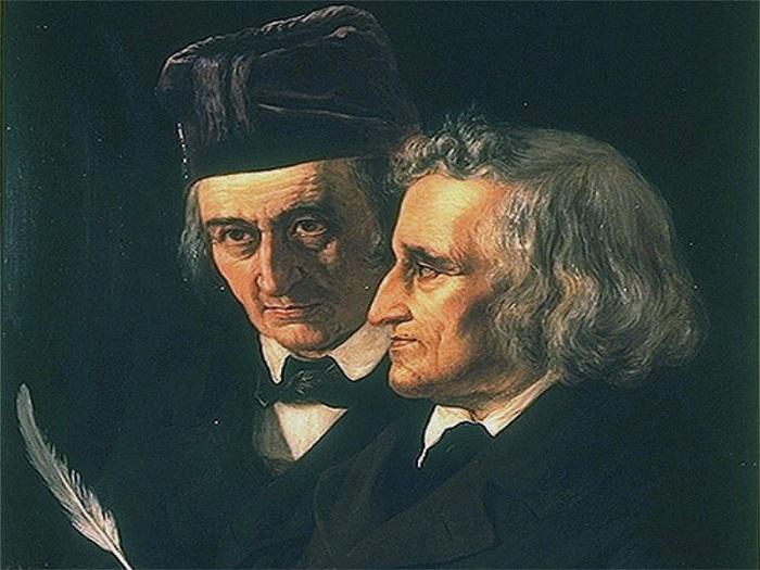 Делом жизни братьев Гримм был немецкий словарь.