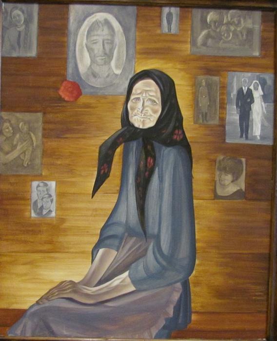 Про старух Джанна говорила: «Бабушка — тоже мама».