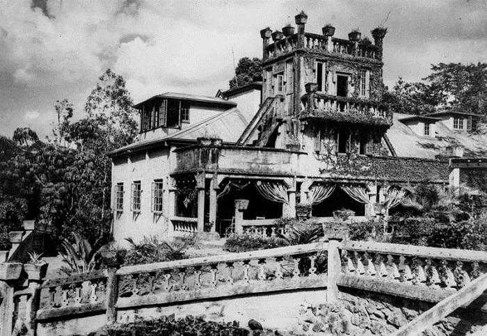 Замок Паронелла из Австралии.