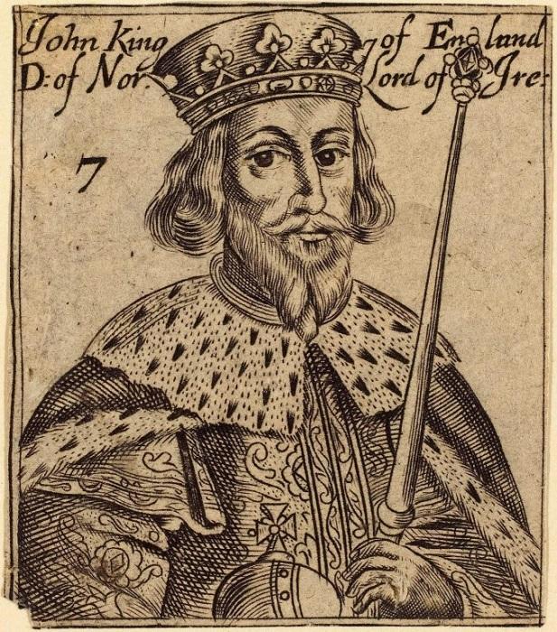Иоанн Безземельный был родным братом Ричарда Львиное Сердце, но с прозвищем ему повезло намного меньше.