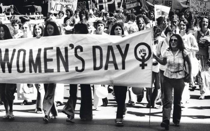 Во многих странах мира 8 марта - повод требовать соблюдения простых человеческих прав женщины