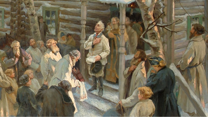 Александр Суворов считал одной из главных своих задач размножать крестьян и часто делал это своей волей, игнорируя волю собственно крестьян.