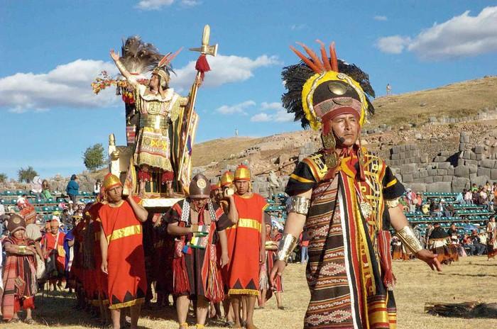 Инки были суровее и майя, и ацтеков.