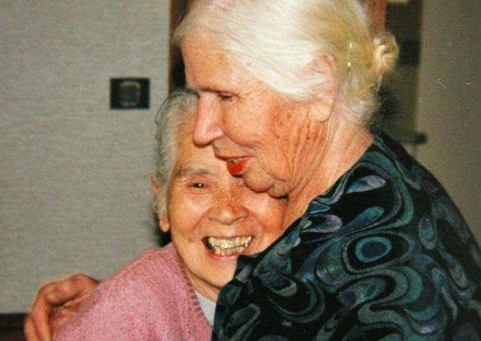 Хисако и Клавдия. Они обе знали, что такое любить.