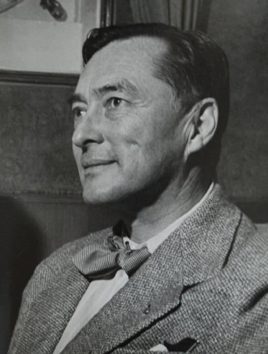Рихард Николаус фон Куденхове-Калерги.