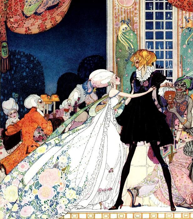 Кай Нильсен, Золушка танцует с принцем