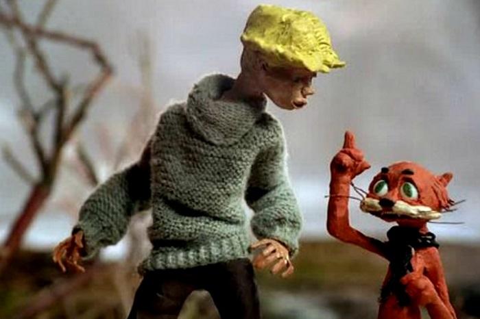Ваня из мультфильма сильно напоминает Данилу Багрова.
