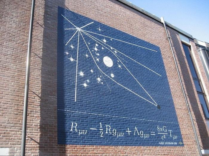 Теперь Лейден показывает всю красоту научной мысли тоже.