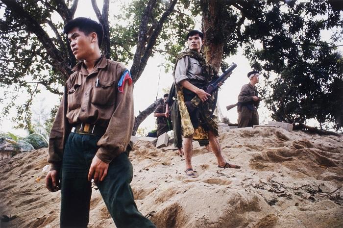 Армия Северного Вьетнама.
