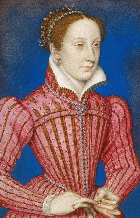 Мария Стюарт всё не могла смириться с тем, что она никакая больше не королева.
