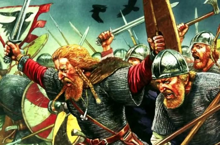 Факты об отношениях викингов и жителей британских берегов.