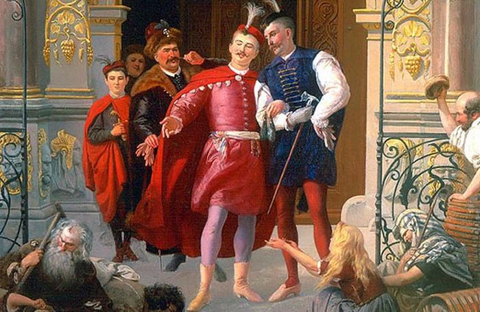 Русские, французы, немцы и шведы: Польские короли, которые были совсем не поляками.
