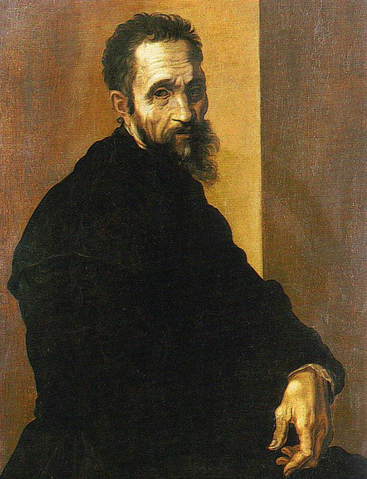 Микеланджело страдал от жестокой боли в руках.