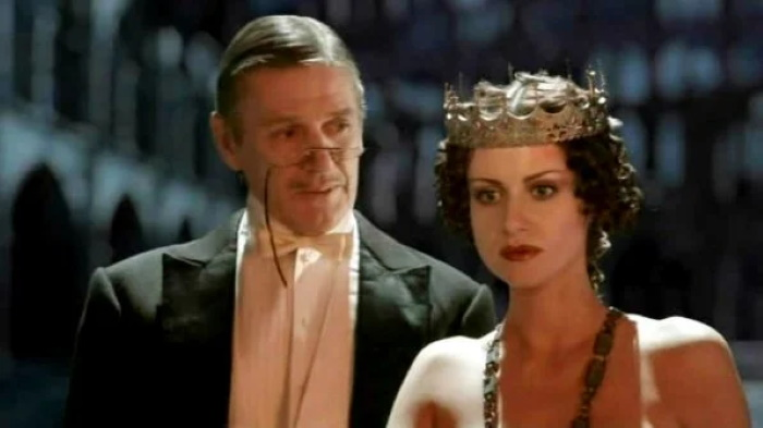 Кадр из сериала Бортко *Мастер и Маргарита*.