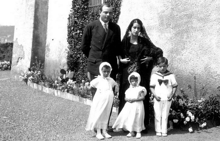 Ради Антуана Консуэло отказалась от богатого наследства предыдущего мужа.