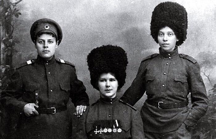 8 легендарных женщин Первой Мировой и их судьбы после войны.