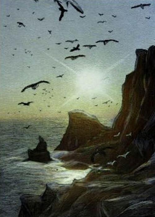 Картина Ричарда Воуро.