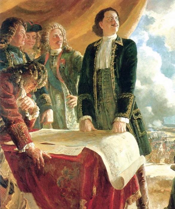 Завещанием Петра веками пугали Европу.