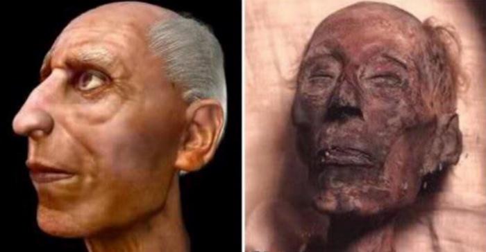 У Рамсеса II по прозвищу Великий был низкий лоб, что огорчило бы расологов XX века