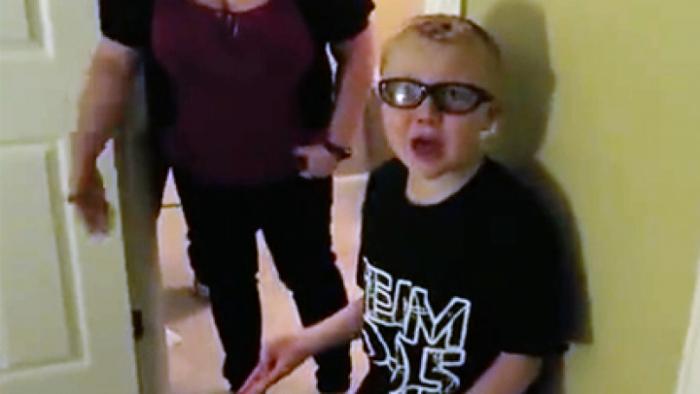 Коди и его сестру Эмили постоянно доводили до слёз ради лайков и просмотров.