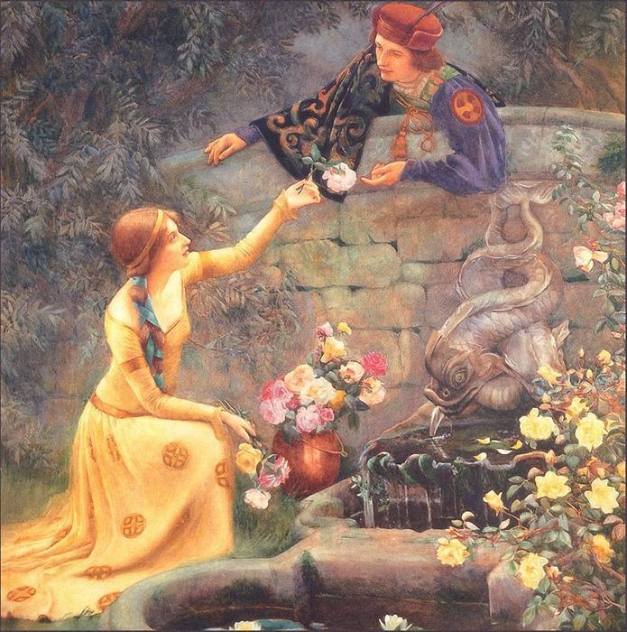 Картина Мейбл Эшби.