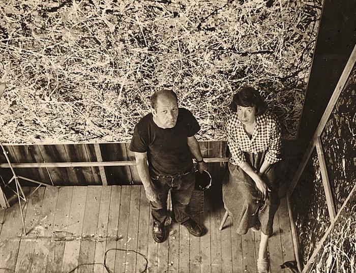 Поллок и Краснер.