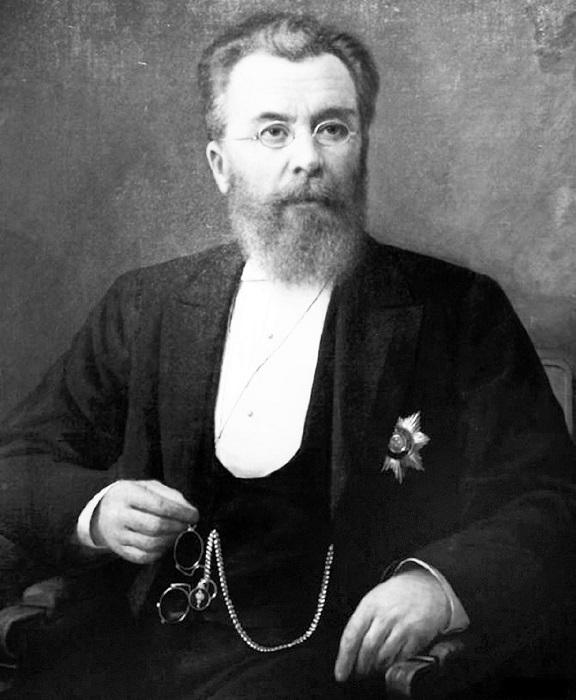 Николай Васильевич Склифосовский.