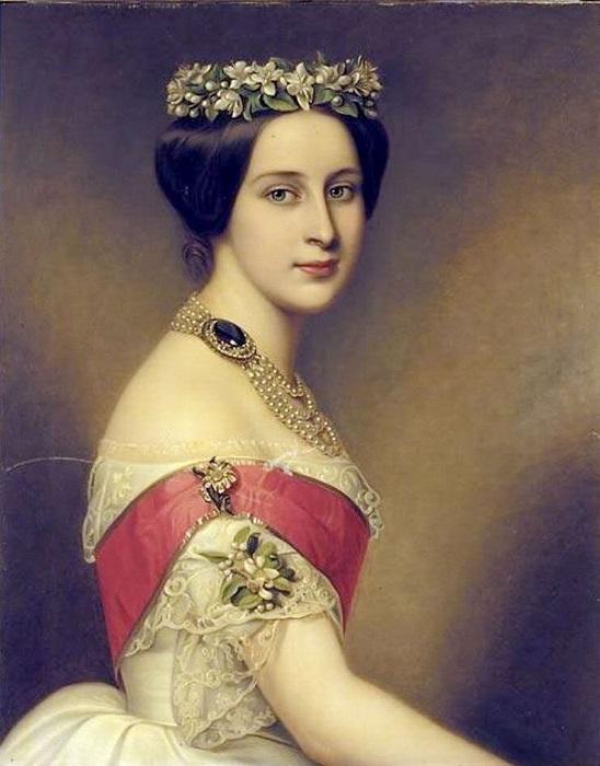 Александра Иосифовна серьёзно пострадала от игрищ фрейлины.